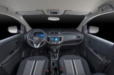 Chevrolet Spin MPV Interiors