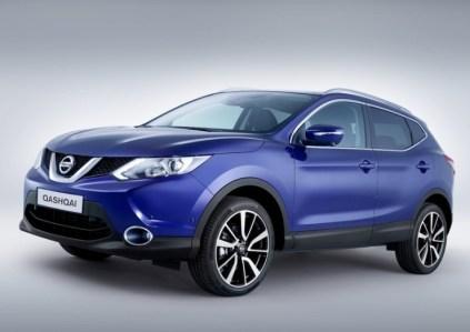 Nissan Qashqai Crossover Front
