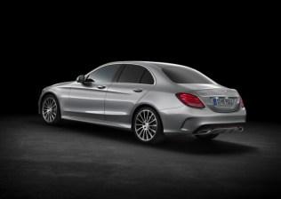 2015 Mercedes Benz C-Class Luxury Saloon