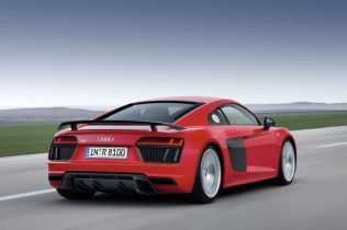 2016 Audi R8 Supercar 4
