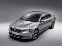 2016 Skoda Superb Luxury Saloon 1