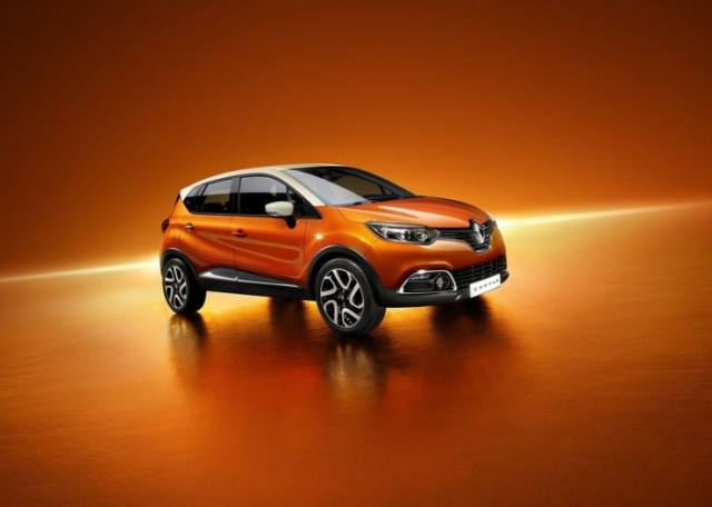 renault captur compact suv to challenge ford ecosport. Black Bedroom Furniture Sets. Home Design Ideas