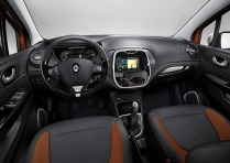Renault Captur Compact Crossover Dashboard