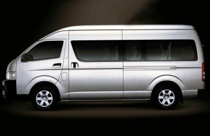 Toyota Hiace MPV Profile