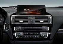 2015 BMW 1-Series Hatchback Facelift iDrive