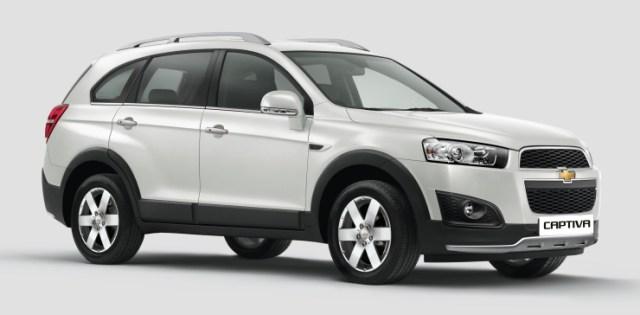 2015 Chevrolet Captiva SUV