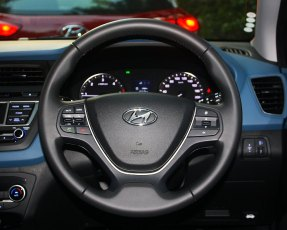 2015 Hyundai i20 Active 34