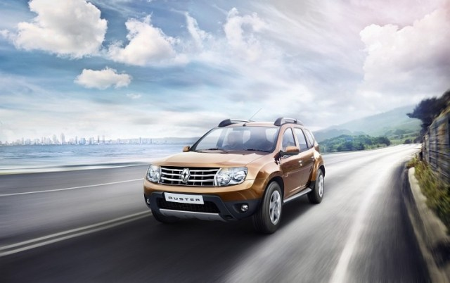 2015 Renault Duster SUV