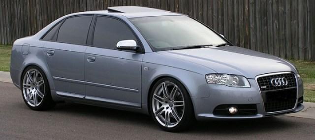 Audi A4 TFSI 2007