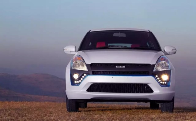 DC Design Maruti Suzuki Swift Custom DC Design Maruti Suzuki Swift Custom Front