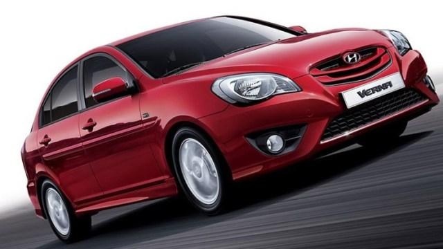 Hyundai Verna 1.5 CRDI