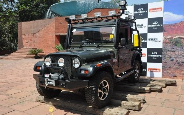 Mahindra Thar Expedition MM