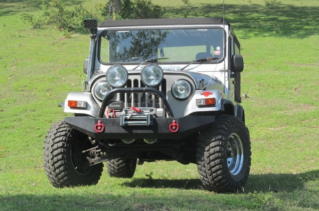Mahindra Thar MM customization-1