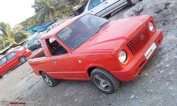 Maruti 800-red-pick-up-1