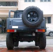 Maruti Gypsy Narrow Track to Off Roader 3