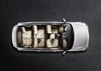 Nissan Patrol SUV Seating