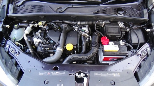 1.5 litre DCi 110PS engine