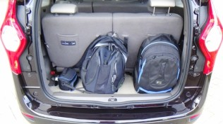 207 litres of boot space