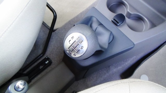 Six-speed transmission