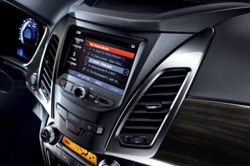 2014 Ssangyong Korando C SUV Facelift 10