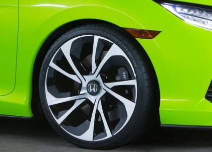2016 Honda Civic Concept Alloy Wheel