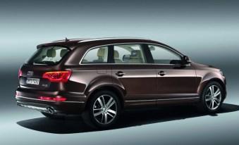 Audi Q7 SUV 2