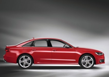 Audi S6 Turbo 2