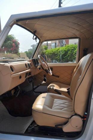 Dilsher Singh's Maruti Suzuki Gypsy 2