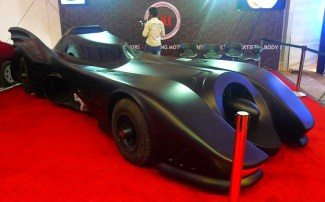 Executive Modcar Trendz' Batmobile 2