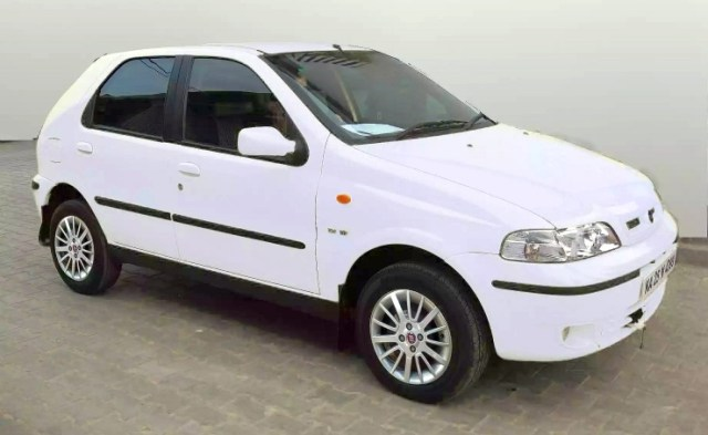 Fiat Palio GTX