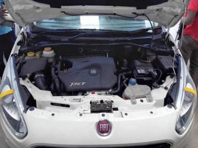 Fiat Punto EVO T-Jet Petrol Engine