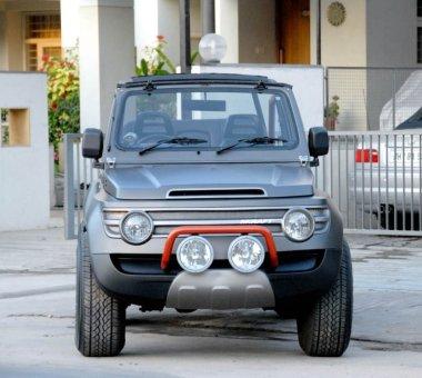 MKraft Maruti Suzuki Gypsy 7