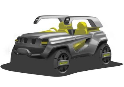Mahindra Dune Bug Concept 1