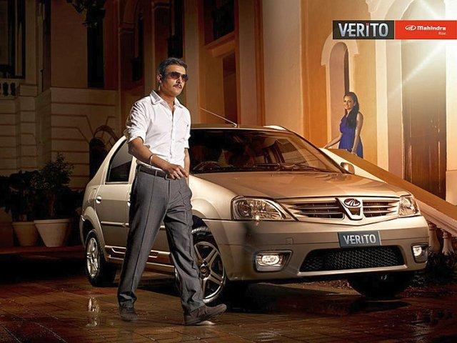 Mahindra Verito with Brand Ambassador Jimmy Shergill