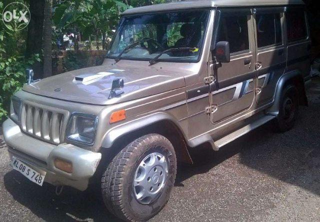 first generation original mahindra bolero