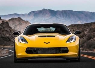 2015 Chevrolet Corvette 1