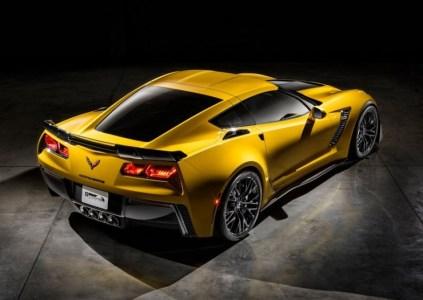 2015 Chevrolet Corvette 8