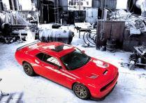 2015 Dodge Challenger SRT Hellcat 2