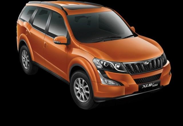 2015 Mahindra XUV500 Facelift