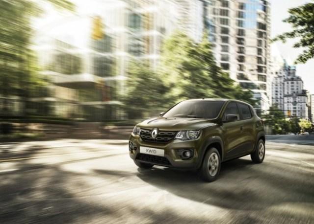 2015 Renault Kwid Budget Hatchback 3