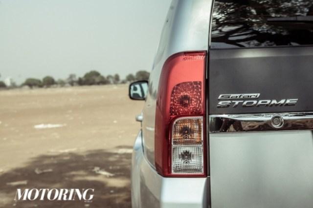 2015 Tata Safari Storme SUV Facelift 5
