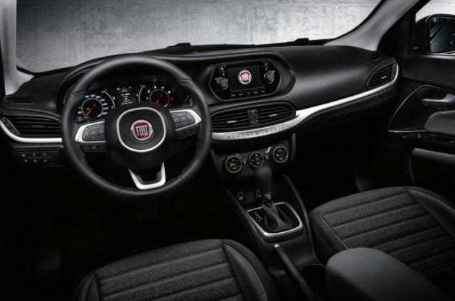 2016 Fiat Aegea Sedan 3