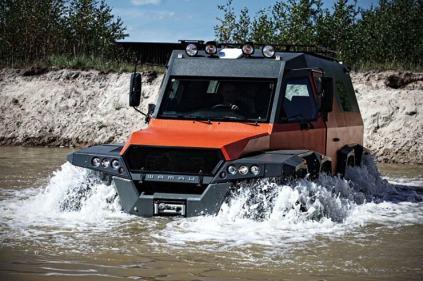 Avtoros Shaman 8X8 ATV 4