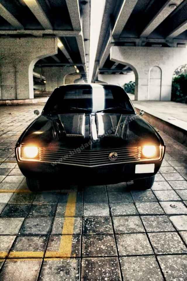 Chevrolet Camaro based on the Hindustan Contessa 3