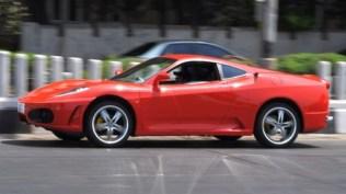 Ferrari F430 Replica from a Toyota Corolla 2