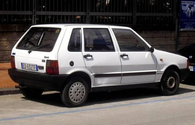 Fiat Uno 3