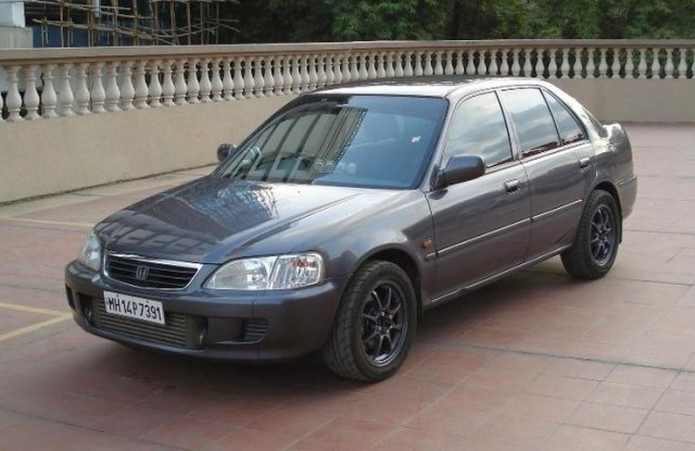 Honda City Turbo 3