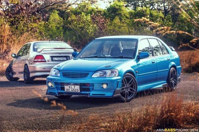 Honda City Type II 11