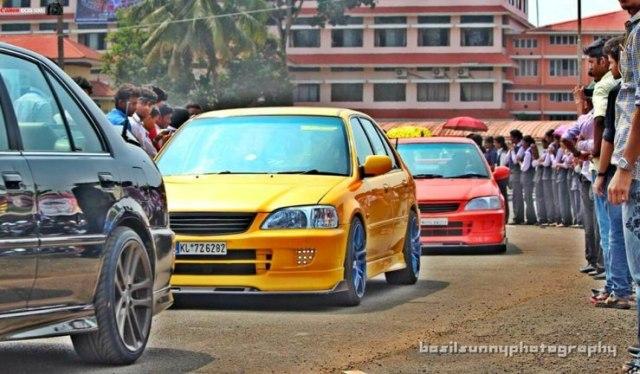 Honda City Type II 5