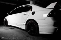 Honda Civic Turbo 4